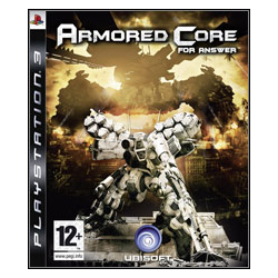 ARMORED CORE FOR ANSWER [ENG] (Używana) PS3