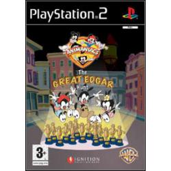 ANIMANIACS THE GREAT EDGAR HUNT [ENG] (Używana) PS2