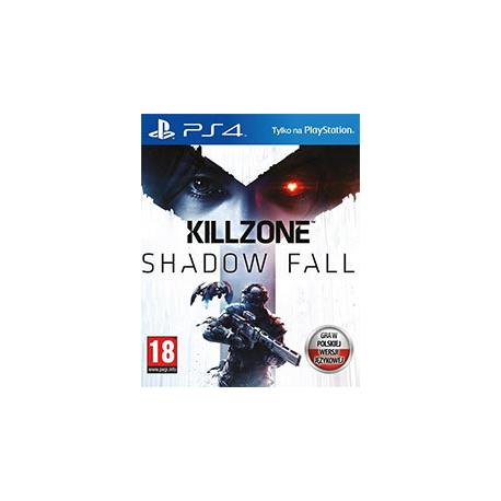 KILLZONE SHADOW FALL [PL] (Używana) PS4