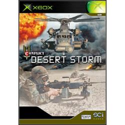 CONFLICT DESERT STORM [ENG] (Używana) XBOX