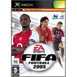 FIFA Football 2005 [ENG] (Używana) XBOX