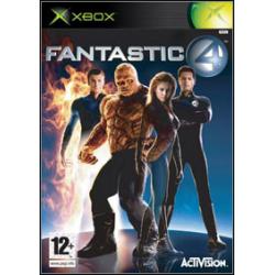 Fantastic 4 [ENG] (Używana) XBOX