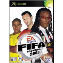 FIFA Football 2003 (CLASSICS) [ENG] (Używana) XBOX