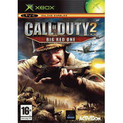CALL OF DUTY 2 BIG RED ONE [ENG] (Używana) XBOX