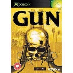 Gun [ENG] (Używana) XBOX