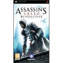 ASSASSIN'S CREED BLOODLINES [ENG] (Używana) PSP
