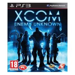 XCOM ENEMY UNKNOWN [PL] (Używana) PS3
