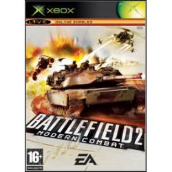BATTLEFIELD 2 MODERN COMBAT [ENG] (Używana) XBOX