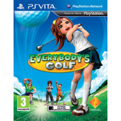 Everybody's Golf [ENG] (Używana) PSV