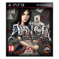 ALICE MADNESS RETURNS  [ENG] (Używana) PS3