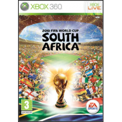 2010 FIFA World Cup South Africa [ENG] (Używana) x360