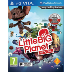 LittleBigPlanet [PL] (Używana) PSV