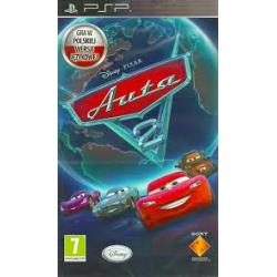 Auta 2 [PL] (Używana) PSP