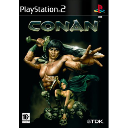 Conan [ENG] (Używana) PS2