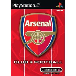 Arsenal Club Football [ENG] (Używana) PS2