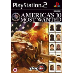 America's 10 Most Wanted [ENG] (Używana) PS2