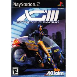 XGIII: Extreme G Racing [ENG] (Używana) PS2