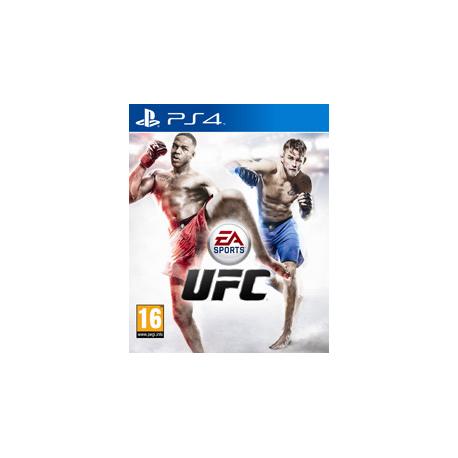 EA SPORTS UFC [ENG] (Nowa) ps4
