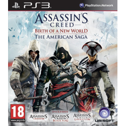 Assassin's Creed: Birth Of A New World [ENG] (Nowa) PS3