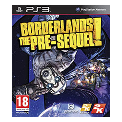 BORDERLANDS  THE PRESQUEL[ENG] (Nowa) PS3