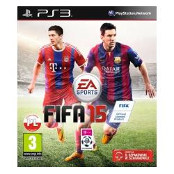 FIFA 15 [PL] (Używana) PS3
