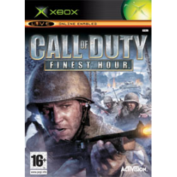 Call of Duty Finest Hour [ENG] (Używana) XBOX