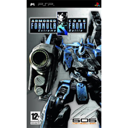 Armored Core Formula Front [ENG] (Używana) PSP