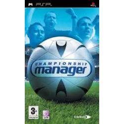 Championshipl Manager [ENG] (Używana) PSP