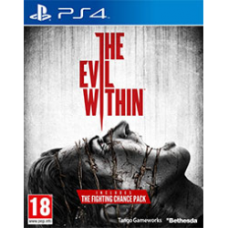 THE EVIL WITHIN [ENG i INNE] (Używana) PS4
