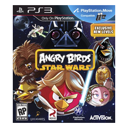 ANGRY BIRDS  STAR WARS [ENG] (Używana) PS3