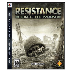 RESISTANCE FALL OF MAN [ENG] (Nowa) PS3