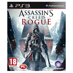 ASSASSIN'S CREED  ROGUE  [PL] (Nowa) PS3