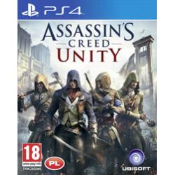 ASSASSIN'S CREED UNITY  [PL] (Nowa) PS4