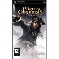 Disney Pirates of the Caribbean At World's End  [ENG] (Używana) PSP