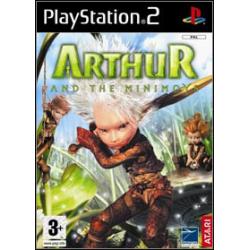 Arthur and the Minimoys [ENG] (Używana) PS2