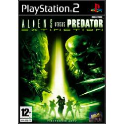 ALIEN VS PREDATOR EXTINCTION [ENG] (Używana) PS2