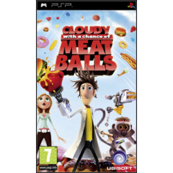 Cloudy with a Chance of Meatballs [ENG] (Używana) PSP