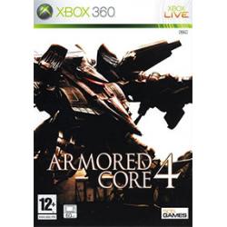 Armored Core 4 [ENG] (Używana) x360