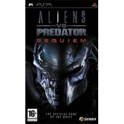 Aliens vs Predator Requiem [ENG] (Używana) PSP
