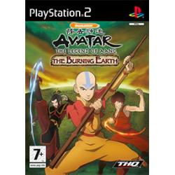 Avatar De Legende van Ang  De Brandende Arde (Używana) PS2