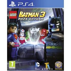 LEGO BATMAN  3 POZA GOTHAM  [PL] (Używana) PS4