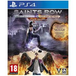 SAINTS ROW IV [PL] (Nowa) PS4