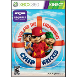 Alvin and the Chipmunks Chipwrecked [ENG] (Używana) x360