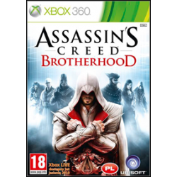 ASSASSIN'S CREED BROTHERHOOD [ENG] (Używana) x360/xone