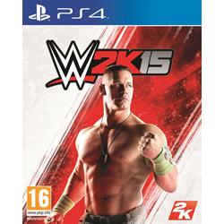 WWE 2K15 [ENG] (Nowa) PS4