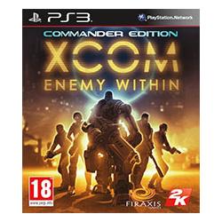 XCOM ENEMY WITHIN[PL] (Używana) PS3