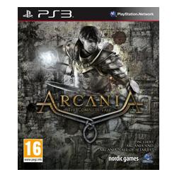 ARCANIA THE COMPLETE TALE [pl] (Używana) PS3