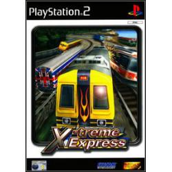 X-treme Express [ENG] (Używana) PS2