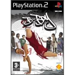 B-Boy [ENG] (Używana) PS2
