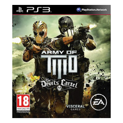 ARMY OF TWO THE DEVIL'S CARTEL [ENG] (Używana) PS3